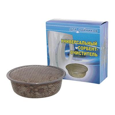 Сорбент-очиститель универсальный для чайников 1